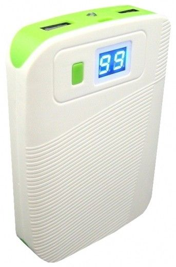 Портативная батарея AUZER AP9600 Green