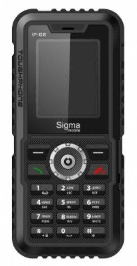 Мобильный телефон Sigma mobile X-treme IP68 Black