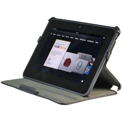 Обложка AIRON Premium для Kindle Fire HD Black