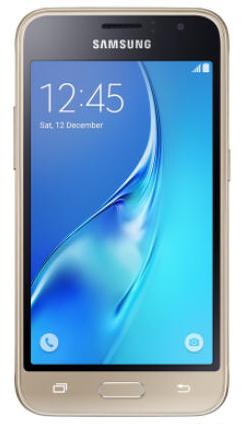 Мобильный телефон Samsung Galaxy J1 2016 SM-J120H Gold
