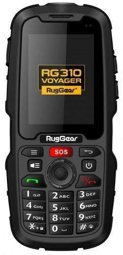Мобильный телефон RugGear RG310 Voyager Black (RG310VB)