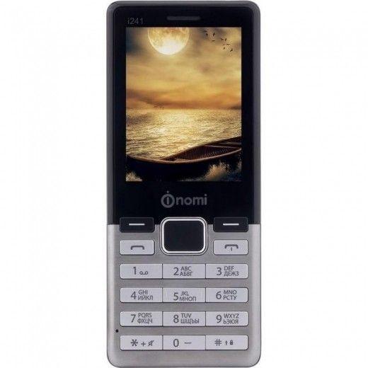Мобильный телефон Nomi i241 Metal Steel