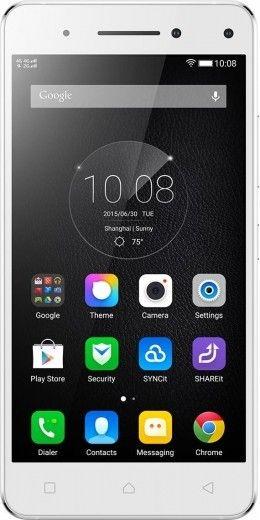 Мобильный телефон Lenovo VIBE S1 White