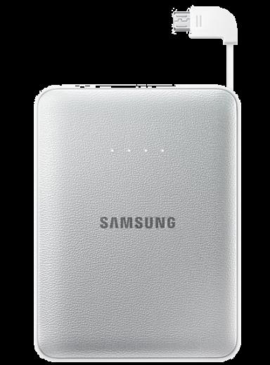 Портативная батарея Samsung EB-PG850BSRGRU Silver