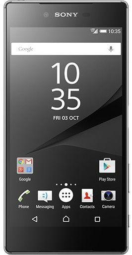 Мобильный телефон Sony Xperia Z5 Dual Premium E6883 Chrome