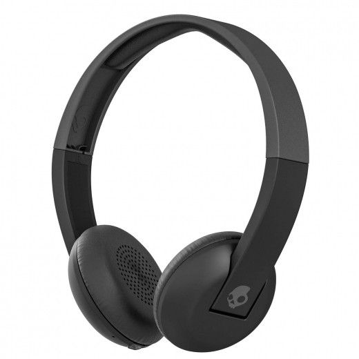 Навушники Skullcandy Uproar BT Black/Gray/Gray(S5URHW-509)