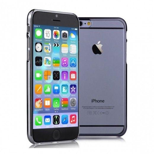 Бампер Devia для iPhone 6 Glimmer Gun Black для iPhone 6 (a-3534)