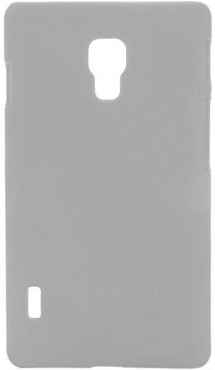 Чехол GlobalCase (TPU) для LG P713 L7 II White