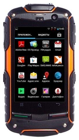 Мобильный телефон TeXet TM-3204R Black Orange