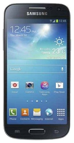 Мобильный телефон Samsung I9192 Galaxy S4 Mini Duos Deep Black