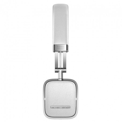 Навушники Harman Kardon Soho Wireless White (HKSOHOBTWHT)