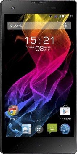 Мобильный телефон Fly IQ4511 Octa Tornado One Black