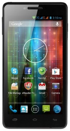 Мобильный телефон Prestigio MultiPhone 5450 DUO Black