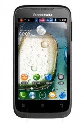 Мобильный телефон Lenovo A369i Black