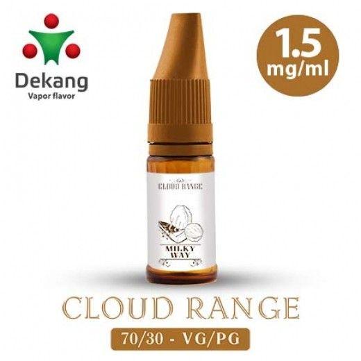 Жидкость для электронных сигарет Dekang Cloud Range «Milky Way» 1.5 мг/мл