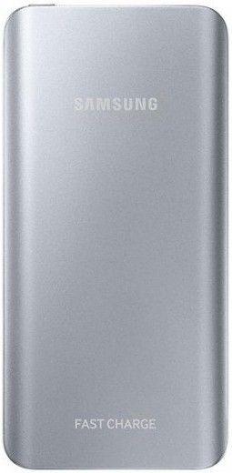 Портативная батарея Samsung Fast Charging Battery Pack 5200 mAh Silver (EB-PN920USRGRU)