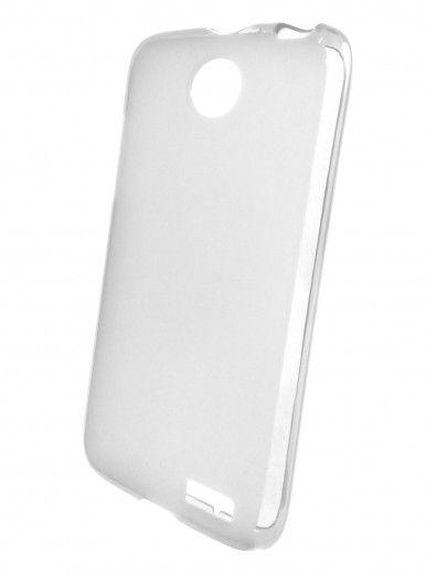 Чехол GlobalCase (TPU) для Lenovo A516 White