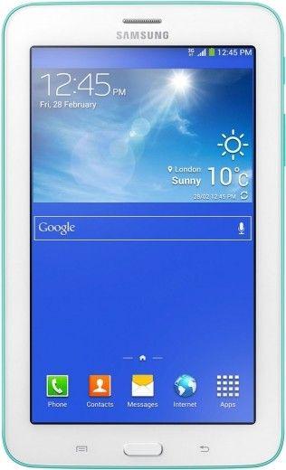 Планшет Samsung Galaxy Tab 3 Lite 7.0 8GB Blue Green (SM-T110NBGASEK)