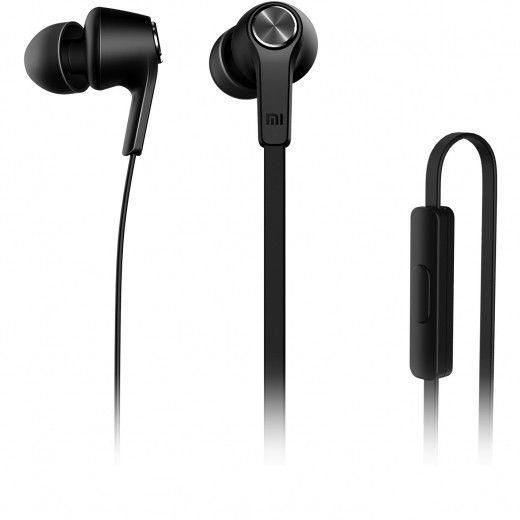 Навушники XIAOMI Mi In-ear Headphones Piston Colorful Edition Black (ZBW4260CN)