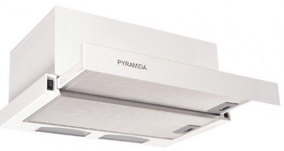 Вытяжка PYRAMIDA TL 50 WHITE/N