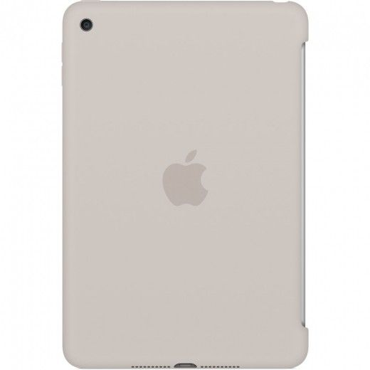 Силиконовый чехол Apple Silicone Case для  iPad mini 4 (MKLP2ZM/A) Stone