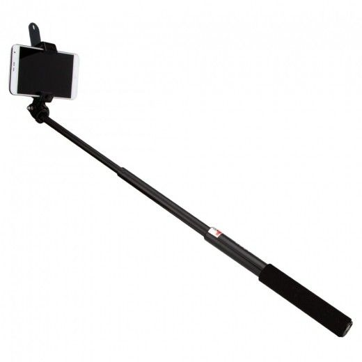 Монопод для селфи JUST Selfie Stick PRO (no box) (SLF-STKPR-BLK)