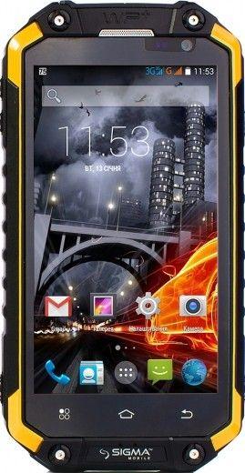 Мобильный телефон Sigma mobile X-treme PQ33