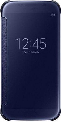 Чехол Samsung Zero для Samsung Galaxy S6 Dark Blue (EF-ZG920BBEGRU)