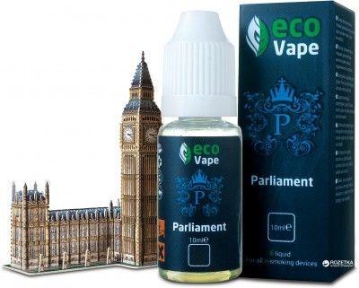 Жидкость для электронных сигарет Eco Vape 0 мг 10 мл Parliament (LEV-PT-0)