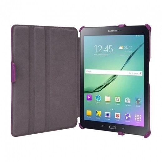 Обложка AIRON Premium для Samsung Galaxy Tab S 2 9.7 Purple