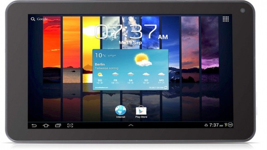 Планшет X-Digital Tab 700 Simple Black