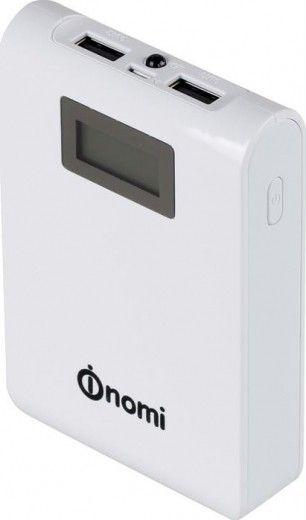 Портативная батарея     Nomi B104 10400mAh white