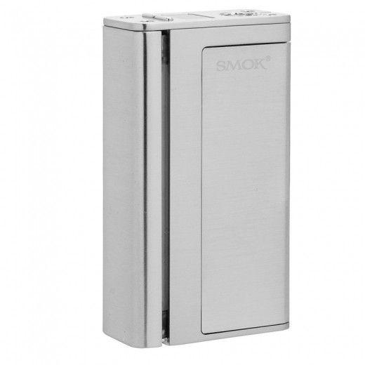 Батарейный мод SMOK X CUBE MINI 75W TC STAINLESS (SXCM75WTCKSL)