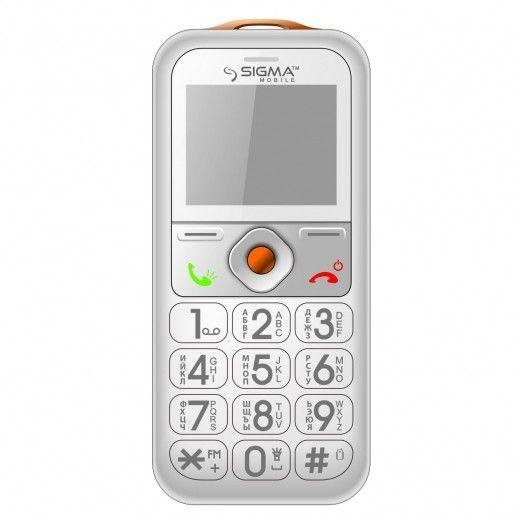 Мобильный телефон Sigma mobile Comfort 50 Mini2 Orange