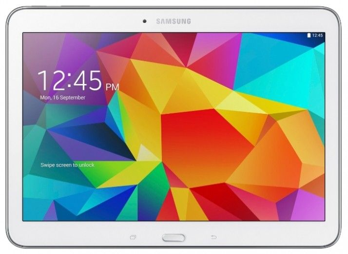 Планшет Samsung Galaxy Tab 4 10.1 16GB White (SM-T530NZWASEK)