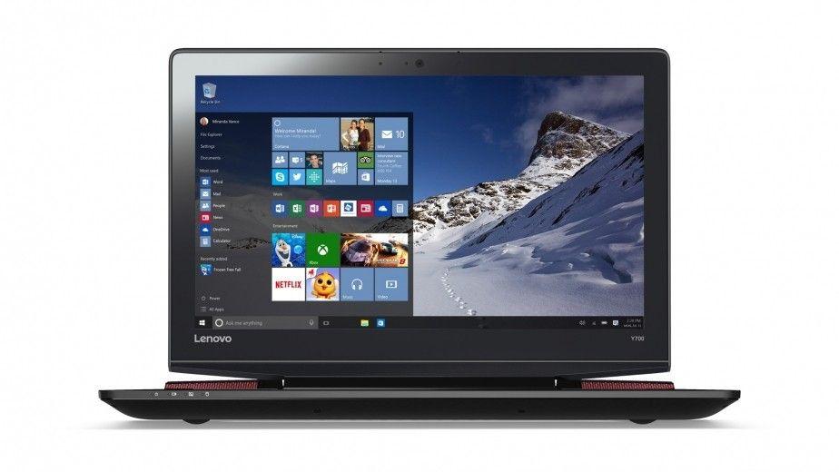 Ноутбук Lenovo IdeaPad Y700-15A (80NY001JUA) Black