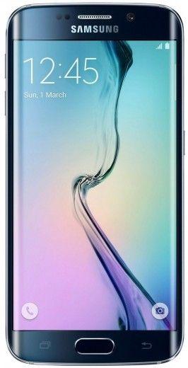 Смартфон Samsung Galaxy S6 Edge 32GB G925F (SM-G925FZKASEK) Black