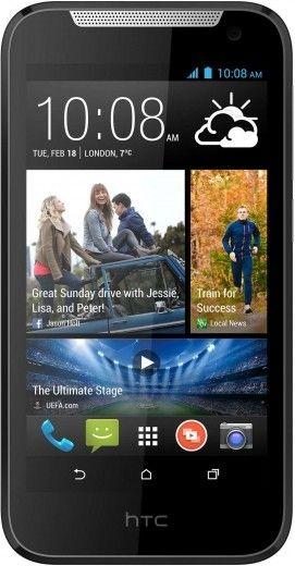 Мобильный телефон HTC Desire 310 Dual Sim White