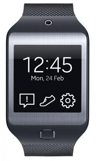 Смарт часы Samsung Gear 2 Neo (SM-R3810ZKASEK) Black
