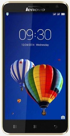 Мобильный телефон Lenovo S580 Gold