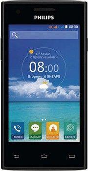 Мобильный телефон Philips Xenium S309 Black