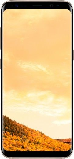 Смартфон Samsung Galaxy S8 64GB (SM-G950FZDDSEK) Maple Gold