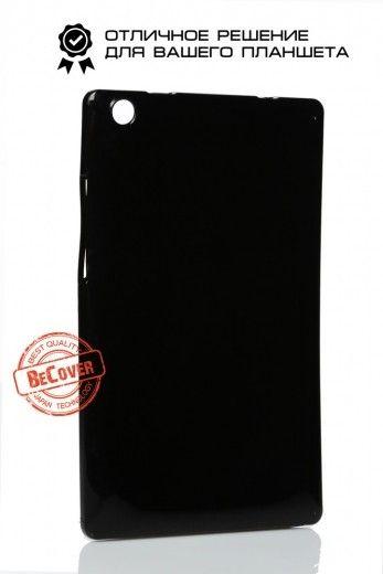 Силиконовый чехол-книжка BeCover для Lenovo Tab 2 A8-50 Black