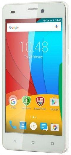 Мобильный телефон Prestigio 5502 Muze A5 Dual White