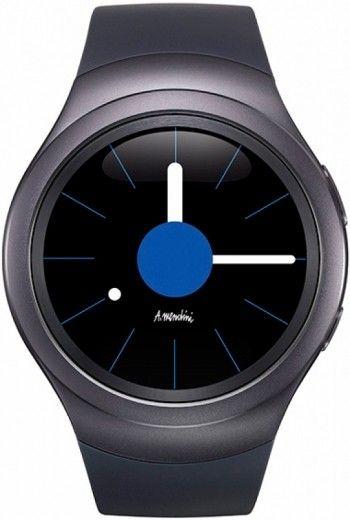 Смарт часы Samsung Galaxy Gear S2 (SM-R7200ZKABTU) Black