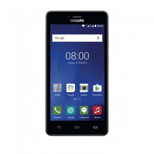 Мобильный телефон Philips S326 Grey