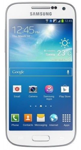 Смартфон Samsung Galaxy S4 Mini Duos I9192 White Frost