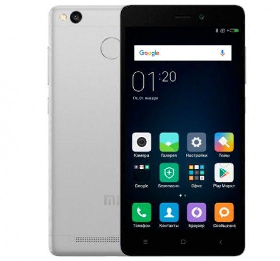 Мобильный телефон Xiaomi Redmi 3 Pro 32GB Grey