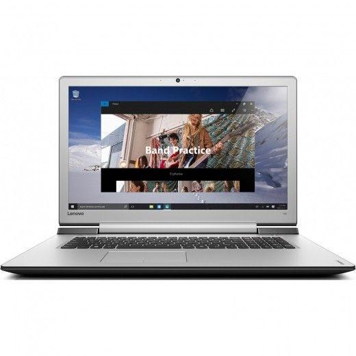 Ноутбук Lenovo IdeaPad 700-17 (80RV0016UA) Black - Silver