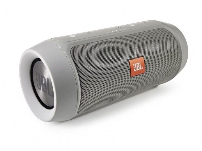 Портативная акустика JBL Charge2+ Gray